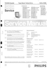 Philips Original Service Manual für 14 PV 100/200/211/217 und ff siehe Photo