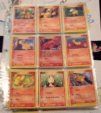 Pokemon Card/Tarjeta 9 different NUMEL Cards, so CUUUUUTE!!! :)