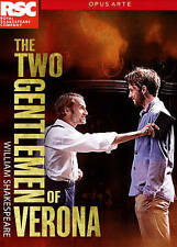 The Two Gentlemen of Verona (Royal Shakespeare Company) (DVD, 2015)