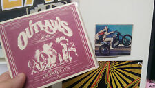 OUTLAWS - Live Los Angeles 1976 CD Southern Rock Green Grass High Tides Freeborn