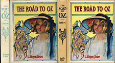 The Road to Oz L. Frank Baum (Wizard of) Reilly & Lee Re-issue rare Dust jacket!