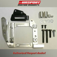 Hasport Mounts 1988-1991 Honda Civic/CRX AC Swap Bracket for B-Series Engine