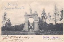 * ARGENTINA - Rosario de Santa Fe - Tiro Suizo 1902
