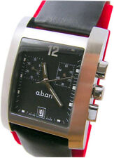 a.b.art Designeruhr Herrenuhr Chrono abart Chronograph swiss made men´s watch