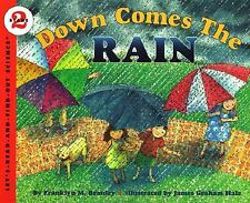 Down Comes the Rain: Stage 2 (Let's Read-And-Find-Out Science)