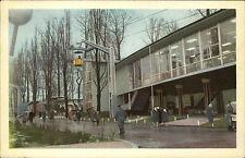 Brüssel Belgien AK ~1958 Post Card CPA Protestantische Kirchen Weltausstellung