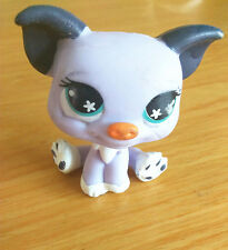 Littlest Pet Shop LPS WJ914 Cute Light Purple Animal Toys For Boys & Girls