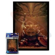 Max Protection 100 MTG standard Card Sleeves Deck Protector End of Things  Max P