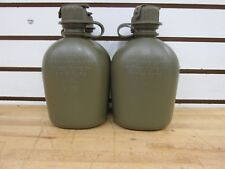 US MILITARY 1QT CANTEENS [Qty/4] ~NEW~