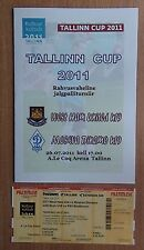 Tournament Tallinn-2011. West Ham United - Dynamo Moscow U-19 + tickets