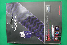 AudioQuest VODKA 3M ( 3 Meter) TV Video Plasma HDMI Cable 10ft FREE SHIPING NEW