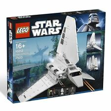 New Sealed Lego Star Wars 10212 Imperial Shuttle UCS (Ultimate Collector Series)