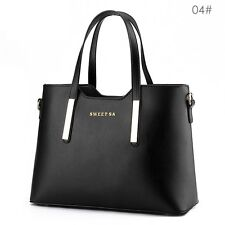 Fashion Women Large Tote Handbag Shoulder Bag Satchel Cross Body Messenger Purse