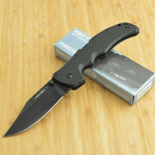 Cold Steel Recon 1 Clip Point CTS-XHP Plain Edge G-10 Tactical Knife 27TLCC