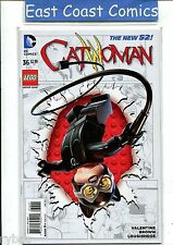 CATWOMAN #36 LEGO VARIANT NM/M DC NEW 52