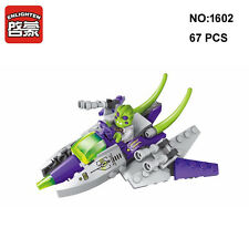 Enlighten 1602 Space Adventure Alien Pioneer Scooter Figure Building Blocks Toy