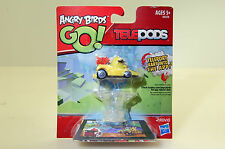 Angry Birds Go Telepods Kart Series 1 Yellow Bird Kart