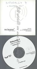 PROMO CD--NATURALLY 7 --ANOTHER YOU--1TR