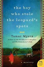 The Boy Who Stole the Leopard's Spots: A Mystery Belgian Congo Mystery
