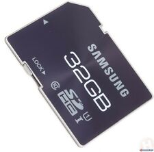 SAMSUNG 32GB scheda di memoria SDHC PRO versione HIGH SPEED CLASS 10 UHS-1 SD