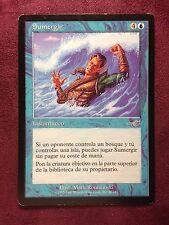 Submerge Sumergir spanish  Nemesis   VO   -  MTG Magic (EX)
