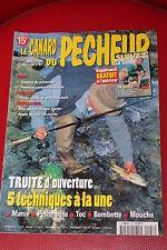 CANARD DU PECHEUR Toc, Bombette mouche, Manié, petite bête, appât seiche, surfca