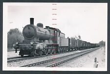 RQ88d HOLLAND NETHERLANDS steam locomotive 3701