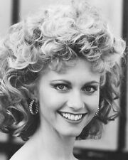 OLIVIA NEWTON-JOHN GREASE 8X10 B&W PHOTO