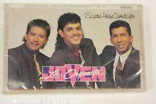 7 Anos Contigo by La Orquesta Joven (1992) J&N Records  (Audio Cassette Sealed)