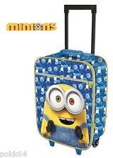 Les Minions valise à roulette sac bagage trolley 47 cm 344991