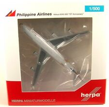 Airbus A340-300 (75th Anniversary) Philippine Airlines (Reg. RP-C3439)