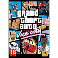 Grand Theft Auto Vice City GTA PC BRAND NEW!