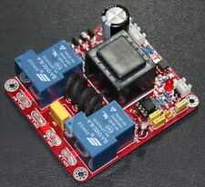 Class A soft start delay temperature protection board (with switch function)