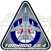 Panavia TORNADO GR.4 IDS RAF British Royal AirForce UK Vinyl Sticker, Decal