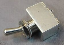 CHROME ELECTRIC GUITAR BOX STYLE 3 WAY TOGGLE SWITCH