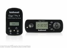Hahnel Giga T Pro II Wireless Remote Control for Canon DSLR with Timer&Time laps