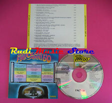 CD Quei Favolosi Anni 60 1967-10 compilation Pravo Equipe84 no mc dvd vhs(C34)*