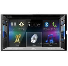 "JVC KW-V21BT DOUBLE DIN STEREO DVD PLAYER 6.2"" LCD BLUETOOTH CAR RADIO RECEIVER"