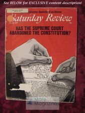 Saturday Review May 28 1977 ANATOMY OF AN ILLNESS NORMAN COUSINS