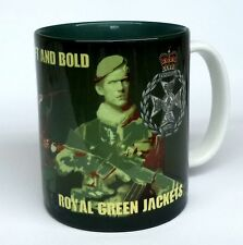 Royal Green Jackets Mug British Army RGJ Mug NI Cup