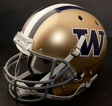 WASHINGTON HUSKIES 1975-1989 Schutt AiR XP Gameday REPLICA Football Helmet