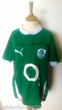 Ireland 2010-2011 Official Puma Rugby Union Jersey (Adult Medium)