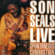 Son Seals - Spontaneous Combustion [New CD]