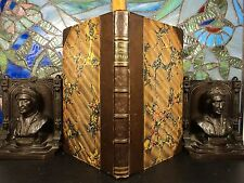 1816 1st ed Survey of GYPSIES Customs Hoyland Romani Ethnography Gypsy Roma