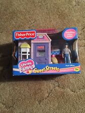 Fisher Price Sweet Streets Loving Family Post Office New