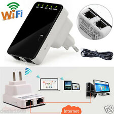 300Mbps Inalámbrico AP Wifi Range Router Repetidor Extensor Booster 802.11n/g/b