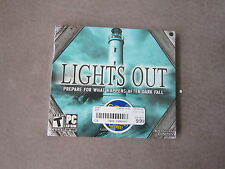 NEW - Lights Out - Dark Fall II PC Game