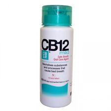 CB12 MILD MINT-MENTHOL MOUTHWASH - 250ML