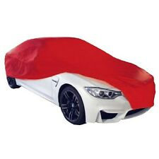 Cosmos Indoor Car Garage Cover SMALL Red Supersoft Breathable Dustproof Fabric