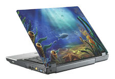 "15.4"" 15.6"" LAPTOP SKIN STICKER COVER VINYL DECAL PROTECTION Under the Sea"